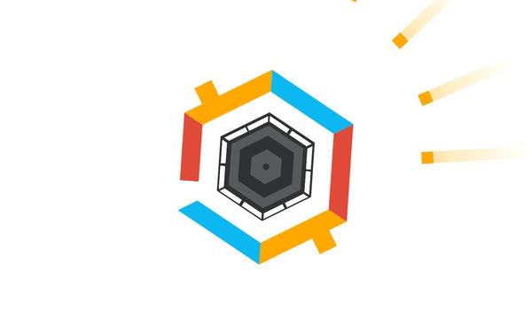 Blocktagon - Bescherm uw basis met gekleurde schilden