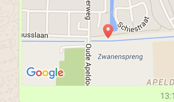 Digitale wegwijzer: Je locatie delen via WhatsApp