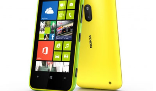 Nokia Lumia 620: Betaalbare Windows Phone 8 smartphone