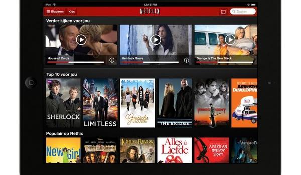 Netflix in Nederland