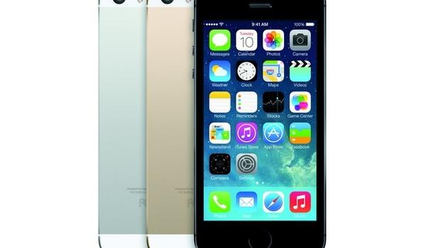 Apple:  iPhone 5s met Touch ID aangekondigd