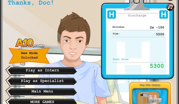 Operate Now: Dental Surgery - Ga zelf op de tandartsstoel zitten