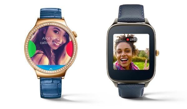 Bellen met smartwatch mogelijk door Android Wear-update