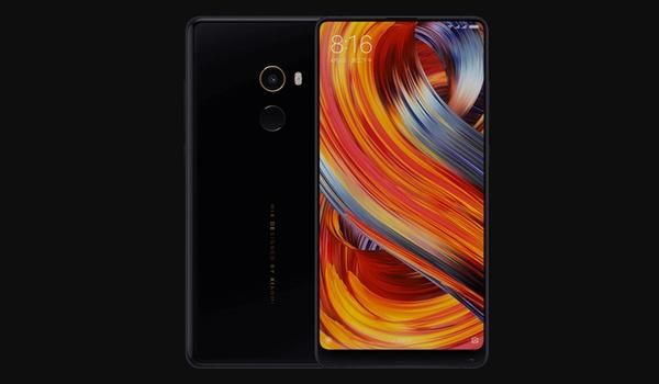 Xiaomi onthult randloze Mi Mix 2