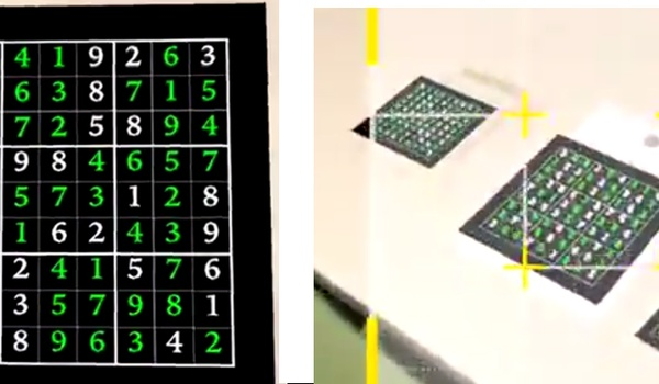 App lost Sudoku's in oogwenk op