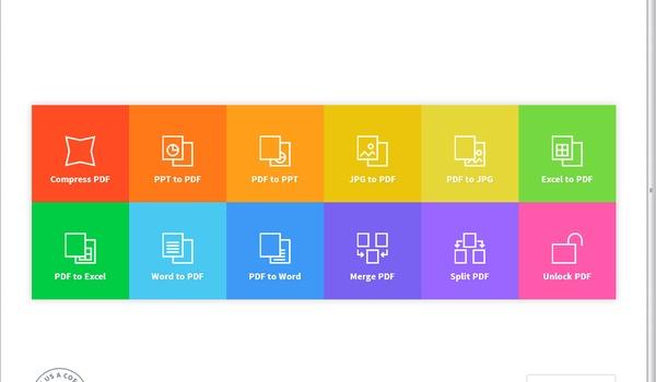 SmallPDF - Bewerk PDF-bestanden in de browser
