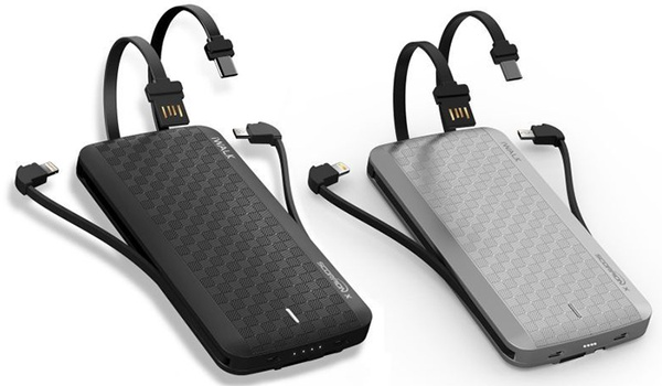 Win een iWalk Scorpion X 8000mAh Powerbank
