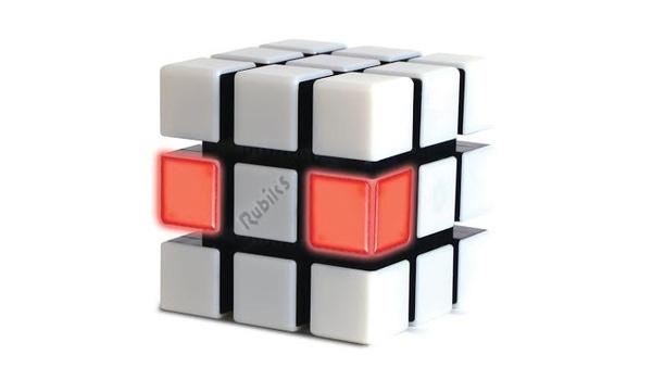 Win de Rubik's Spark van Goliath