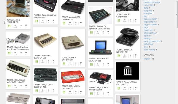Tosec - Her(beleef) de geschiedenis van thuiscomputers