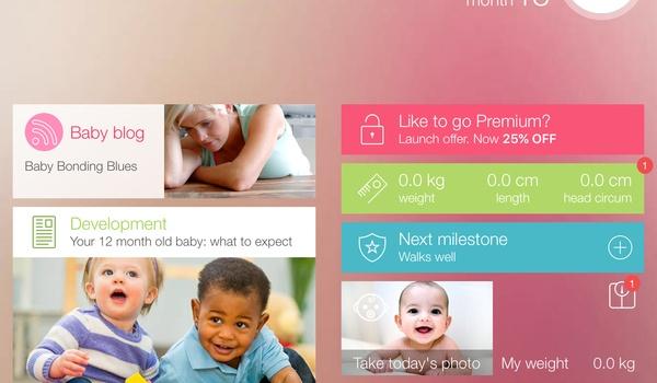 Baby+ - Het complete logboek voor mensen met een baby
