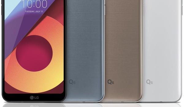 LG Q6 is goedkopere versie van de G6
