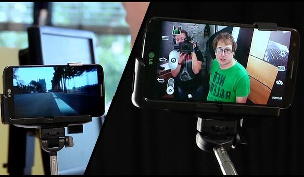 Selfiestick: wat kan je allemaal met een stok van een meter?