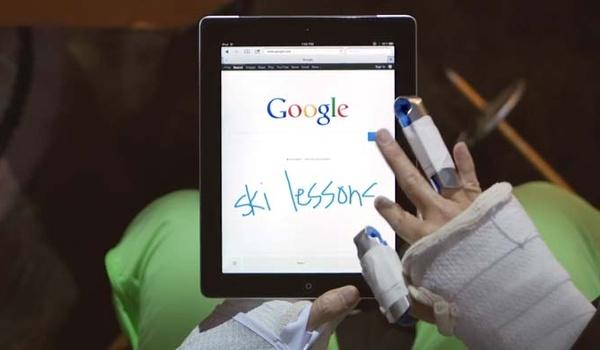 Google presenteert handschriftapp
