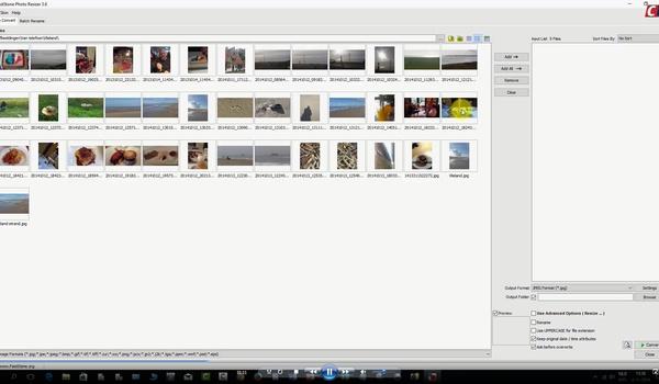 Snel veel foto's aanpassen met FastStone