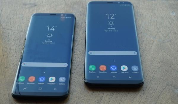 Samsung Galaxy S8 en S8+ officieel aangekondigd