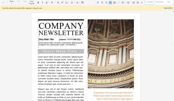 Polaris - Een goed gratis alternatief voor Office