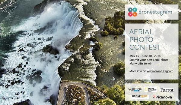 Nieuw: Instagram voor dronefoto's en video