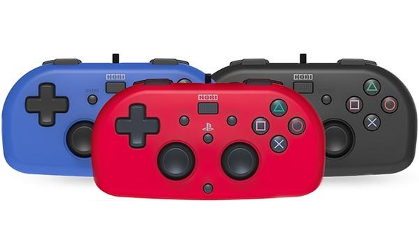 Mini-controllers voor de jongste gamers