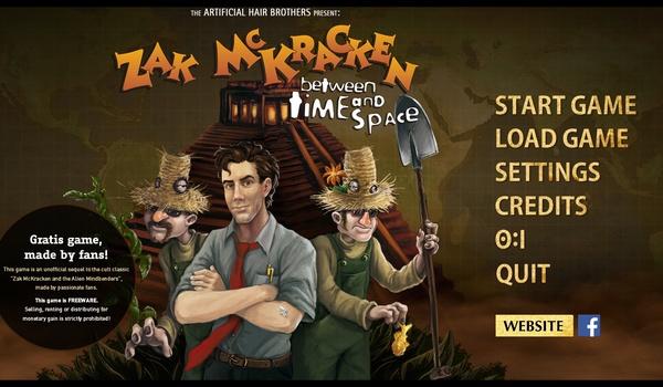 Zak McKracken - Een nieuwe versie van een klassiek spel