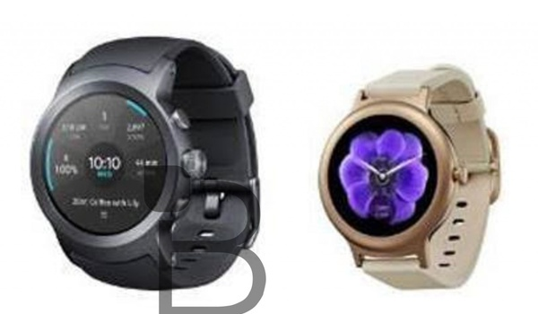 Eerste afbeeldingen nieuwe LG-smartwatches gelekt