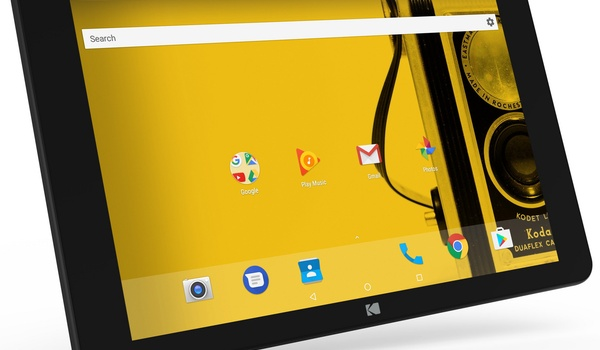 Review: Kodak-tablet
