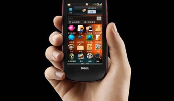 Dell gaat zich richten op mobieltjes