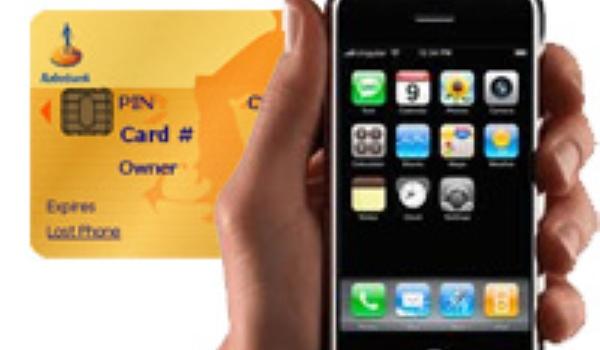 Bankpasje kapot door straling smartphones