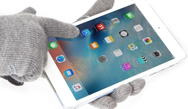 Win touchscreen-handschoenen van Moshi