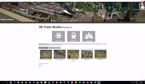 Met de trein over de digitale spoorweg (1)