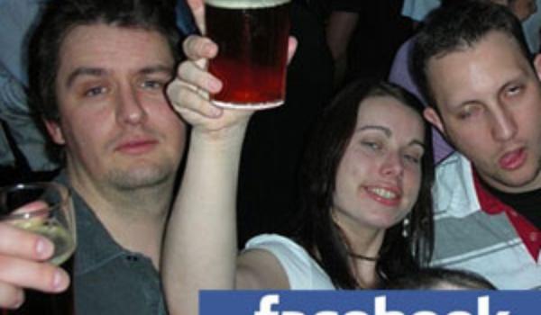 Facebook: 76% Britten staat dronken op foto