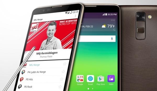 LG Stylus 2 vanaf vrijdag te koop in Nederland