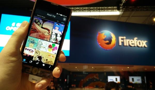 Preview: Zo komt Firefox OS voor smartphones eruit te zien