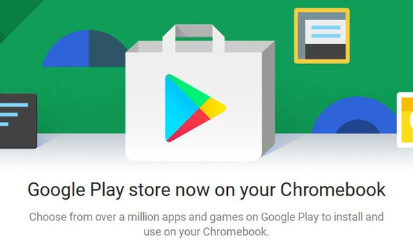 Aankomende Chromebooks ondersteunen Android-apps