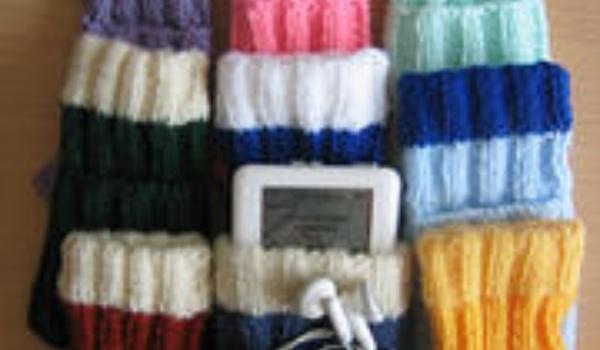 Wintertip: iPodsok breien