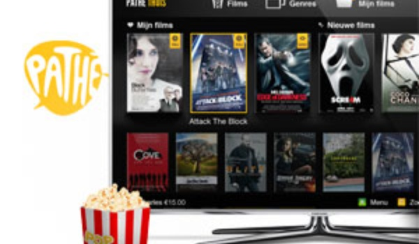 Pathé Thuis: films kijken op tv, pc en laptop