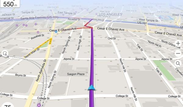 Navmii - Offline navigatie voor tablet en smartphone