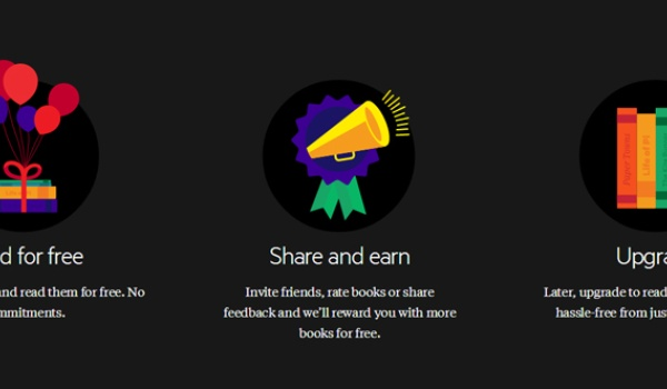Betaal per pagina met de eBook-app Blloon