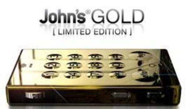 John's Phone als tegenhanger van de smartphone