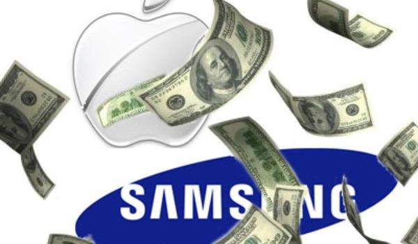 Apple wil $536 miljoen extra van Samsung
