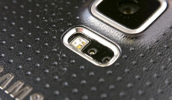 Scherm Galaxy S8 wordt krom en randloos