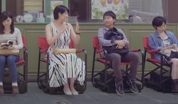 Nissan introduceert zelfrijdende... stoelen?
