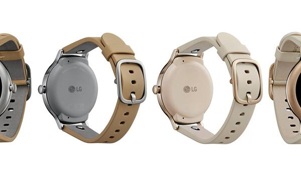 Afbeeldingen LG Watch Style duiken op