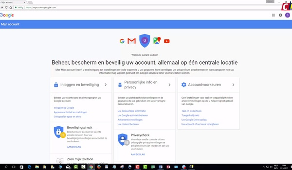 Google privacy-instellingen (1)