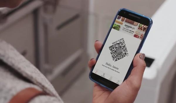Amazon opent supermarkt van de toekomst