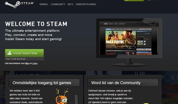 Games spelen met Steam (2)