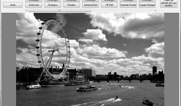 Easy Photo Effects - Een collectie foto-effecten