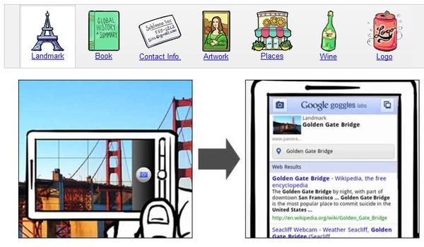 Google komt met nieuwe manier van mobiel zoeken