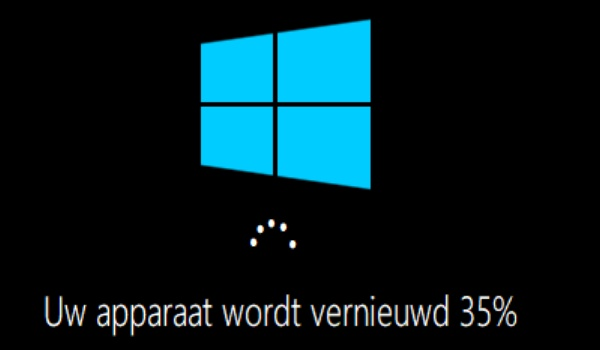 Workshop: Nieuwe Start in Windows 10