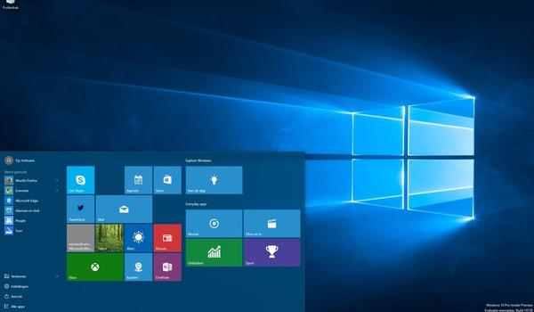 Windows 10: Bureaublad aanpassen