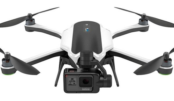GoPro-drone uit te rusten met Hero 5-camera